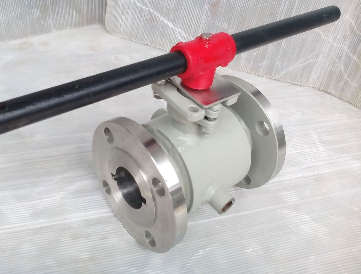 Half Jacketed Ball Valve Exporters