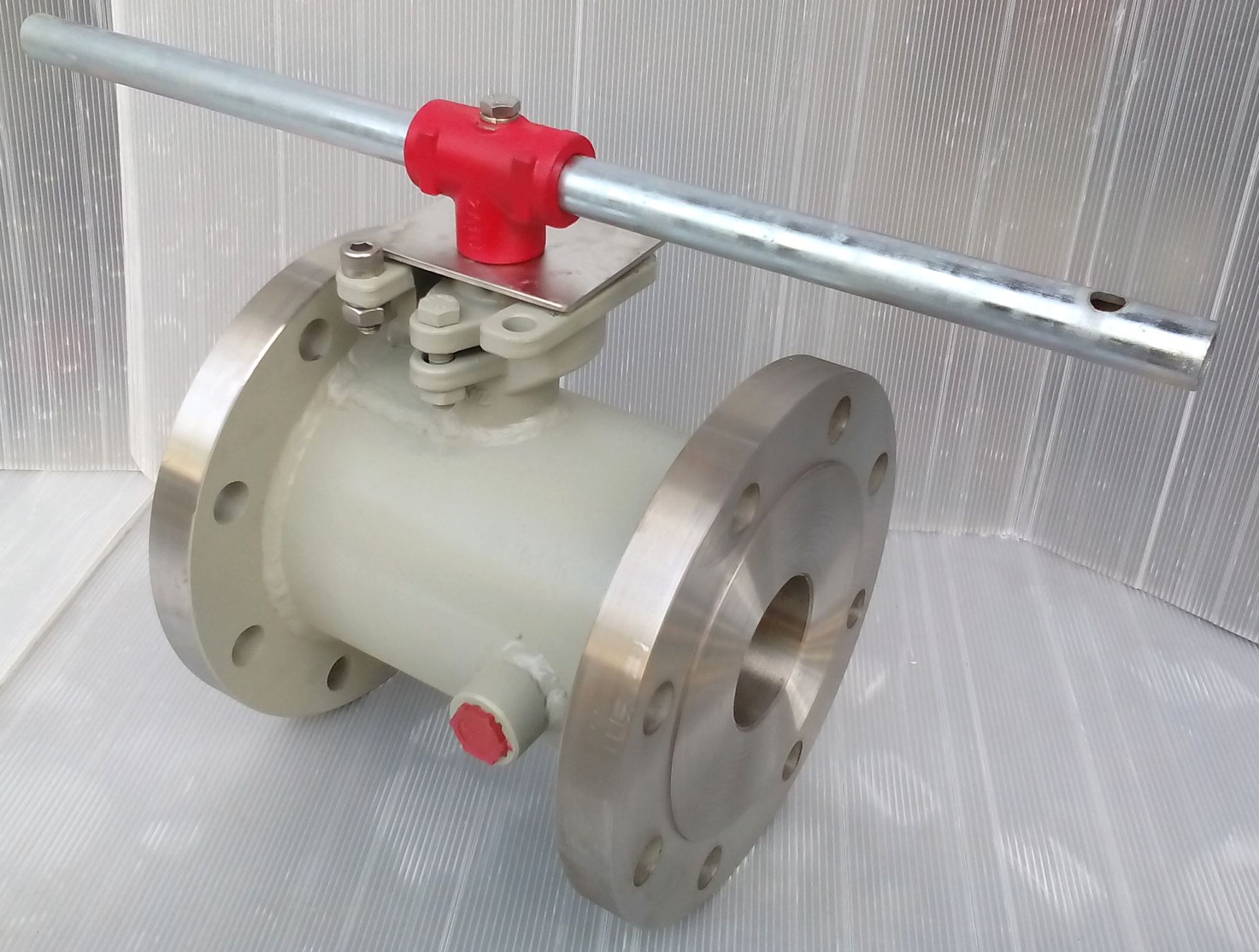 Full Jacketed Ball Valve Exporters
