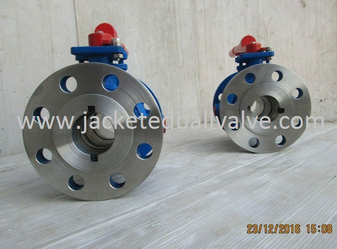 High Pressure Jacketed Valve Manufacturers