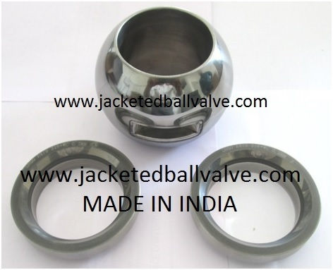 Metal Seated Jacketed Ball Valve Manufacturers