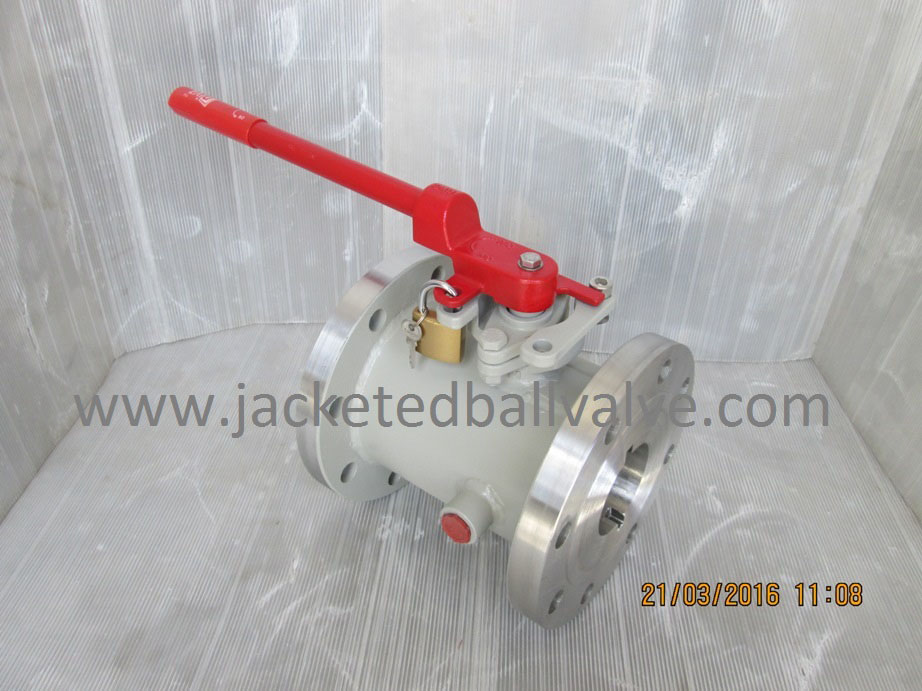 Metallic Seated Jacketed Valve Manufacturer