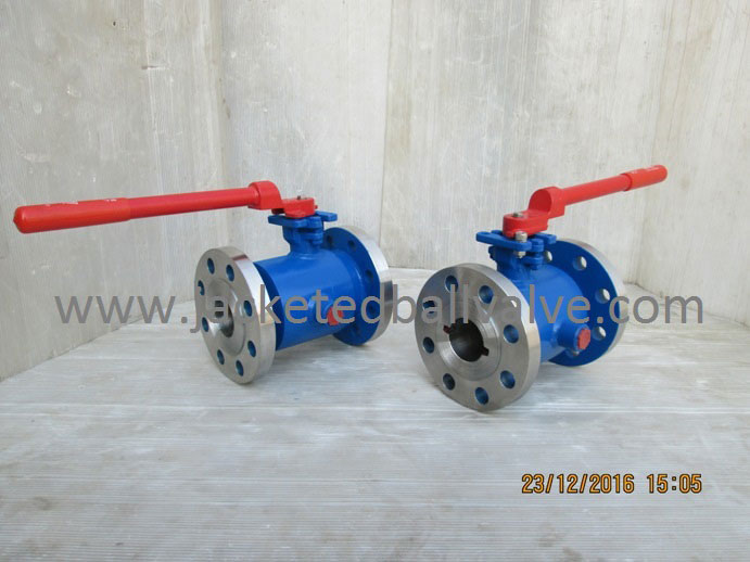 Half Jacketed Metal Seated Ball Valve Manufacturers, Stockist, Suppliers, Importers, Exporters, Pitch, Bitumen, Asphalt, Resin, Polymer Jacketed Valves