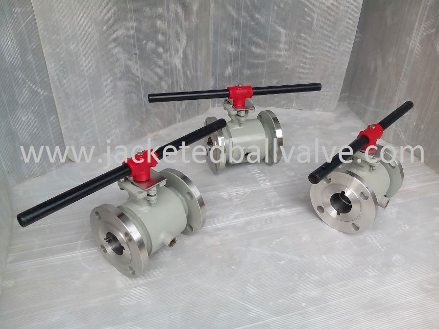 Partial Jacketed Valve Manufacturers