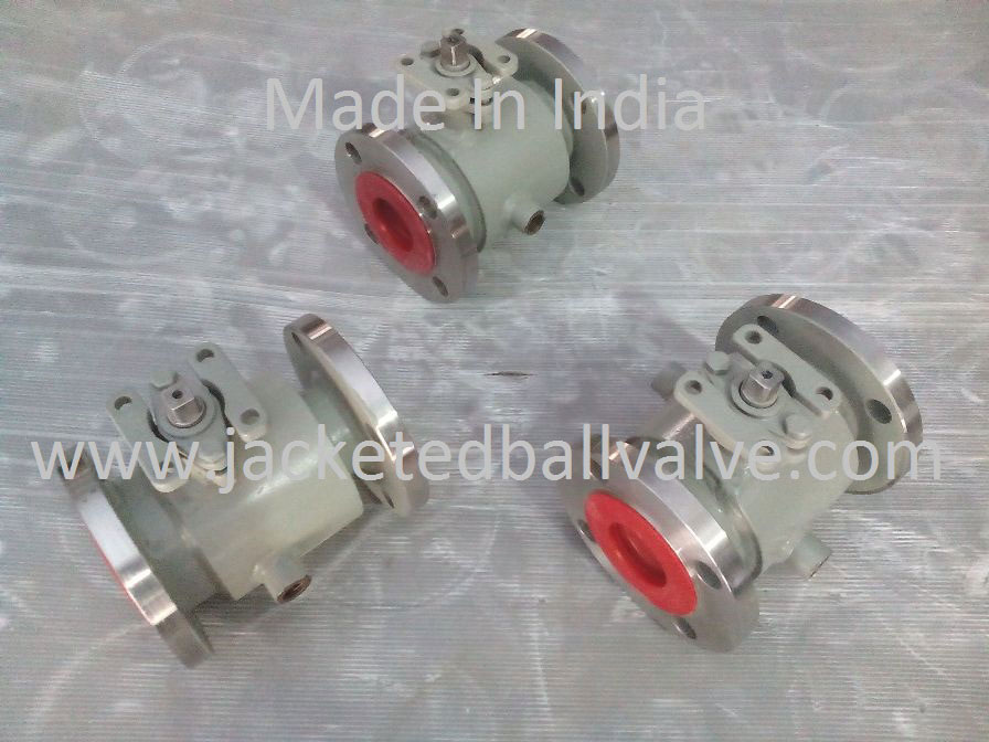Direct Mounting Pad Jacketed Ball Valve Manufacturers