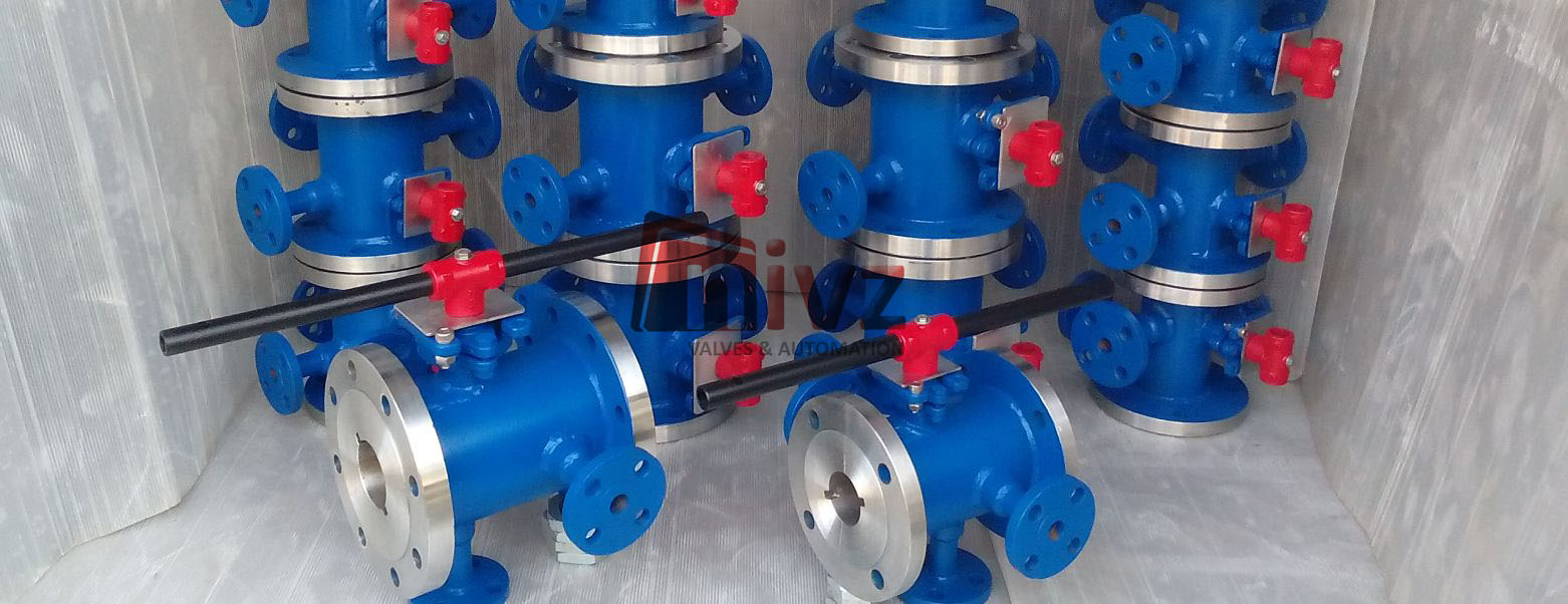 Jacketed Ball Valve Supplier