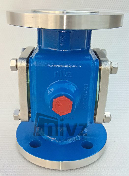 Jacketed Double Window Sight Flow Indicator Exporters