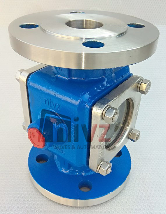 Jacketed Sight Flow Indicator Exporters