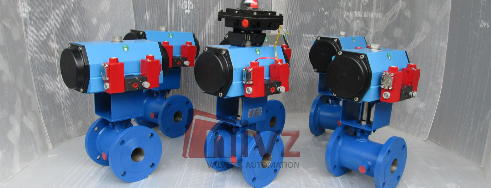 Pneumatic Operated Jacketed Ball Valve Manufacturers