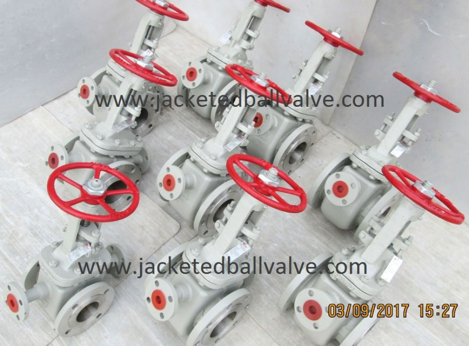 Half Jacketed Gate Valve Manufacturers