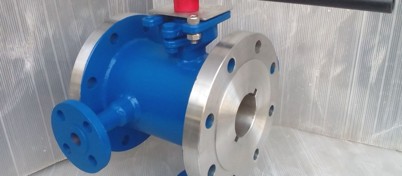 Sulfur Jacketed Ball Valve Manufacturer